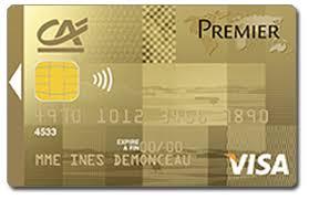 plafond debit carte visa crédit agricole d ile de carte visa premier crédit