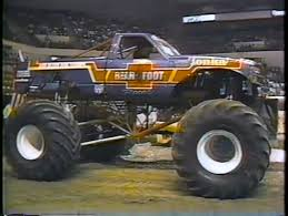 Bigfoot Monster Truck Youtube Video | Trucks Accessories And ... Easy On The Eye Grave Digger Monster Truck Toys Feature Gas Mayhem Youtube Traxxas Destruction Tour Bakersfield Ca 2017 School Bus End Hot Wheels Jam 2018 Poster Full Reveal Youtube Im A Trucks Pinkfong Songs For Children New Bright 110 Radio Control Chrome Cg In Carrier Dome Syracuse Ny 2014 Show Appmink Car Animation Fun Cartoon With Police Car Fire And All Hot Trending Now Scary Video Kids