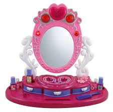 Vanity Mirror Dresser Set by Amazon Com Dresser Mirror Vanity Beauty Set With Jewelry For Kids