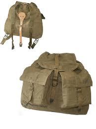 sac a dos toile sac a dos vintage toile m60 originale armée tcheque
