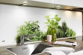 glas küchenrückwand mit motiven nolte kuechen