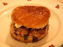 cuisiner cervelle photos de p tite cervelle burger maison recette par boulugre