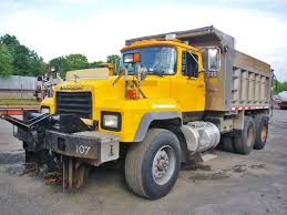 2001 Mack RD688S Tandem Axle Dump Truck For Sale By Arthur Trovei ...