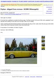 100 Craigslist Minneapolis Cars And Trucks By Owner For 12000 Iran When Parked