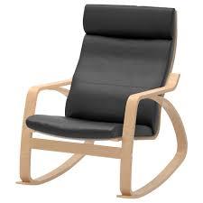 POÄNG Rocking Chair - Glose Dark Brown - IKEA