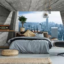 details zu fototapete terrasse ausblick new york 3d optik fenster wohnzimmer tapete 72
