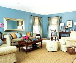 Teal Brown Living Room Ideas by Blue Living Room Decor A White And Brown Living Room With Small