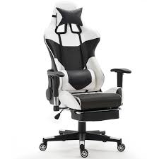 US $149.99 |Giantex Ergonomic Adjustable Gaming Chair Modern High Back  Racing Office Chair With Lumbar Support & Footrest HW56576WH On  Aliexpress.com ... Highchairs Booster Seats The Modern Nursery Stokke Tripp Trapp High Chair Special Order Item Alto Bouie Back Upholstered Ding New Swivel 360 Highchair In Birmingham City Centre West Midlands Gumtree Urchwing If World Design Guide Mulfunction Baby Home Fniture Babies Chairs Buy Chairsbabies Product On Alibacom High Quality Beech Material 2 1 Wooden Baby Chair With Tray Antilop Silvercolour White 14 For Children Archives Honey Bettshoney Betts Evenflo Crayon Scribbles