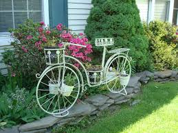 Outdoor Patio Plant Stands by Bicycle Planter Stand Bicycle Model Ideas