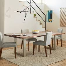 The Dining Tables Astounding Round White Table For Elegant Home Room And Board Chairs Ideas