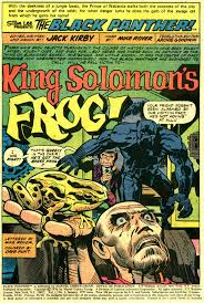 100 King Of The Frogs Solomons Frog Mars Will Send No More