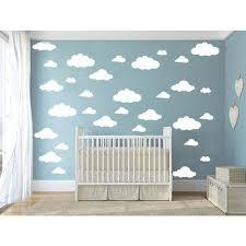 papier peint chambre bébé stickers papier peint bébéroi