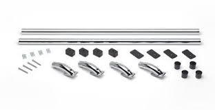 Putco Bed Rails by Putco Bed Rails Stainless Steel Polished Putco Ssr Locker Side