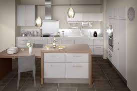 modele de cuisine blanche stunning deco cuisine blanc et bois images design trends 2017