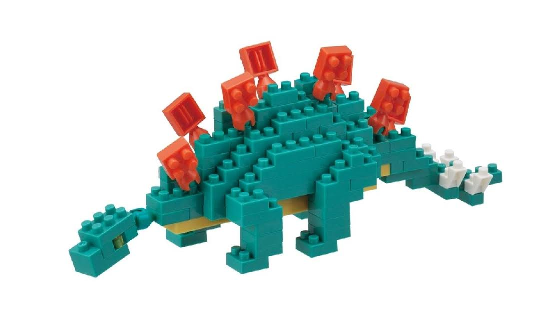 Nano Blocks Stegosaurus