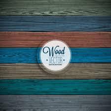 Vector Color Painted Wood Texture Background Design Natural Dark Vintage Wooden Illustration Premium