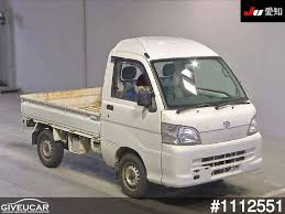 Used DAIHATSU HIJET TRUCK From Japan Car Exporter - 1112551 | GIVEUCAR