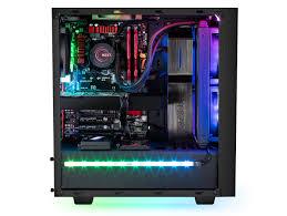 nzxt hue rgb led lighting kit ac hueps m1 ple computers