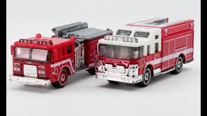 100 Matchbox Fire Trucks Engines YouTube