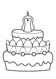 malvorlagen torte kuchen coloring and malvorlagan