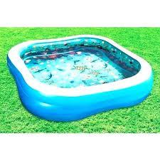 Small Kiddie Pool Hard Plastic Medium Size Of