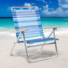 Telescope Beach Chairs Free Shipping by Rio Aloha 3 Position Aluminum Beach Chair Hayneedle