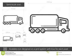 100 Semi Truck Logos Icon Line WIRING DIAGRAMS