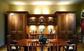 Dining Room Wall Cabinets Unit Units For