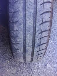 usure pneus suite à changement amortisseurs mécanique