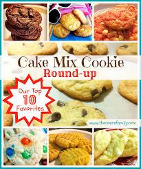 Cookie Collage Desserts Pinterest