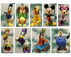 Plutos Christmas Tree Ornament by Mickey Mouse Clubhouse Deluxe 9 Piece Holiday Christmas Tree