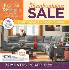 Raymour Flanigan Black Friday Ad