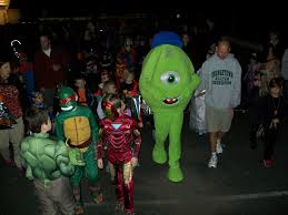 Nyack Halloween Parade 2014 Pictures by Groups Parks And Recreation Office Town Of Orangetown
