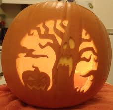Sick Pumpkin Carving Ideas by 24 Spooky Pumpkin Carving Ideas Entertainmentmesh