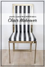 black and white brass parsons chair covers makeover cuckoo4design