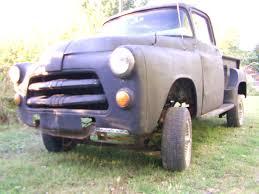 100 1955 Dodge Truck For Sale With A 1974 318 Engine Rat Rod Gasser Mopar