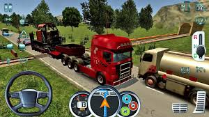 Euro Truck Driver 2018 #10 – New Truck Game Android Gameplay ...