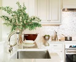 pearl iridescent backsplash tiles design ideas
