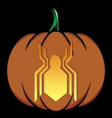 Spiderman Pumpkin Stencils Free Printable by Pop Culture Pumpkins Free Stencils For All Ages Printables