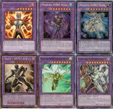 yugioh elemental hero deck ebay