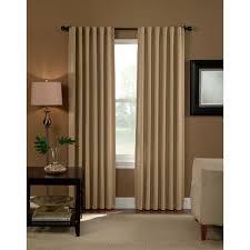 Heat Insulating Curtain Liner by Martha Stewart Living Semi Opaque Ohio Buckeye Thermal Crepe Back