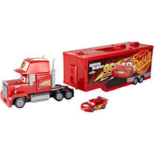 100 Disney Cars Mack Truck Hauler Buy Carry Case Only 2699 At BargainMax
