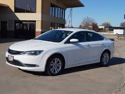Used 2016 Chrysler 200 For Sale | Wichita KS Used Cars Lawrence Ks Trucks Auto Exchange 2016 Chevrolet Silverado 1500 Ltz For Sale Near Minneapolis Garden City Car Specials Lewis Nissan Midway Motors In Hutchinson Great Bend Pratt Wichita New Maxima For Orr Of 1985 Peterbilt 359 Dump Truck Item Dc0655 Sold March 22 Vehicles Topeka Dealer And Davismoore Chrysler Sterling L8500 Sale Price 33400 Year 2005 Ram 2014 Dodge 2500 By Owner 67213