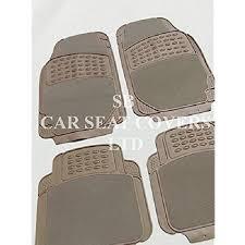 citroen xsara picasso tapis de sol pvc caoutchouc 4 pièces