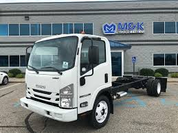 2017 ISUZU NPR-HD CAB CHASSIS TRUCK FOR SALE #286138