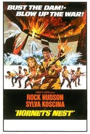 Hornets Nest 1970 Poster Watch Movie Tailer