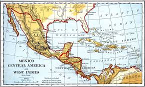 Mexico Central America West Indies