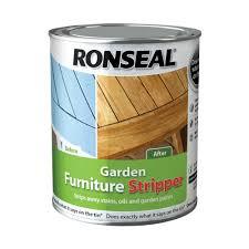 Furniture Stripping Tanks by Ronseal Hardwood Furniture Stripper 0 75l Departments Diy At B U0026q