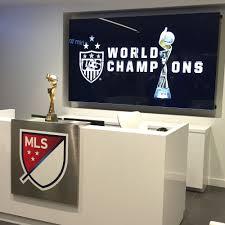 Front Desk Receptionist Jobs Nyc by Major League Soccer Salaries Glassdoor