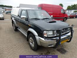 NISSAN King Cab 2.5 TD #64904 - Used, Available From Stock
